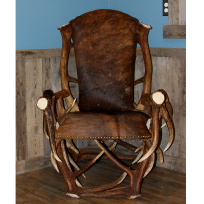 Elk Antler Chair